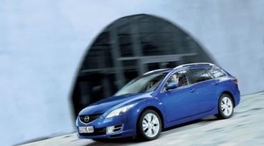 Mazda6. Подкрепление