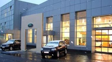 «Атлант-М Яуза» — новый автоцентр  Land Rover на северо-востоке Москвы