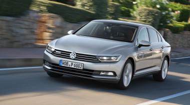 Volkswagen Passat Business Edition: ограниченная серия по специальной цене