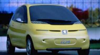 Peugeot готовит к производству электромобиль ion