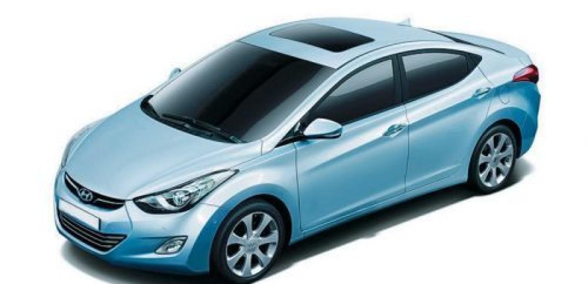Компания Hyundai огласила цены на Elantra нового поколения
