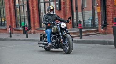 Harley-Davidson Softail Slim S. Дрэгстер