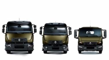 Грузовики Renault: тотальное обновление