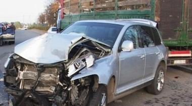 Автокатастрофы в России 2011 года