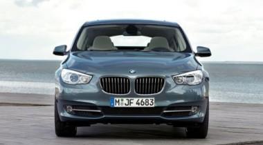 BMW объявляет цены на 5-Series Gran Turismo