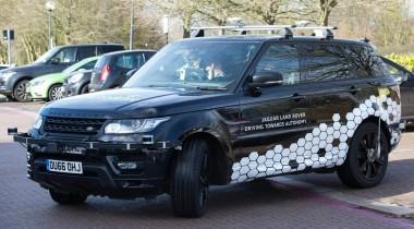 Jaguar Land Rover борется с укачиванием