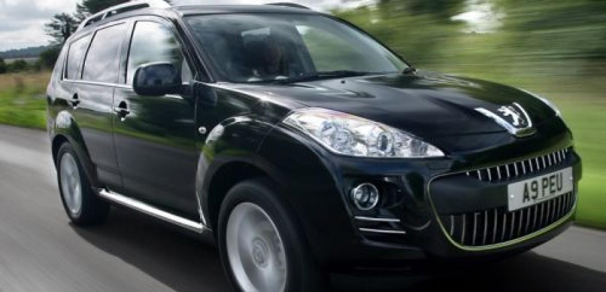 Peugeot приглашает на каток