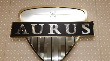 Открыт первый автосалон марки Aurus