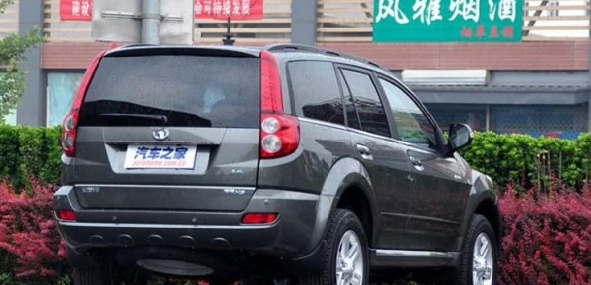 Great Wall Hover H5 – лучший китайский внедорожник