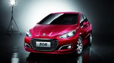 В 2012 году в Калуге начнут производство седана Peugeot 308