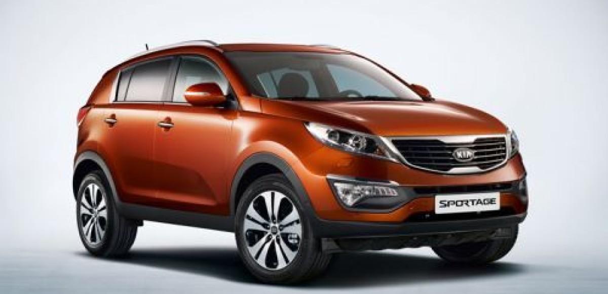 На автосалоне в Женеве KIA Motors представит новый Sportage