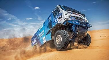 КАМАЗ-4326: чем уникален это грузовик и почему его не пускают на «Дакар»