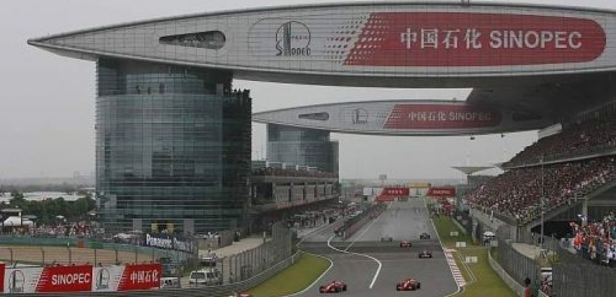 В Китае синоптики прогнозируют дождь на гонку