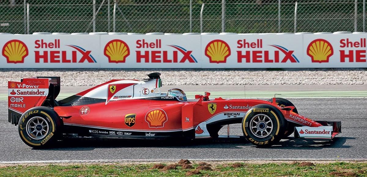 Проверено трассой: Shell и «Формула-1»