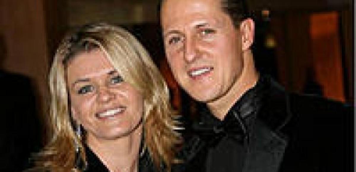 Своё возвращение Шумахер согласовал с женой
