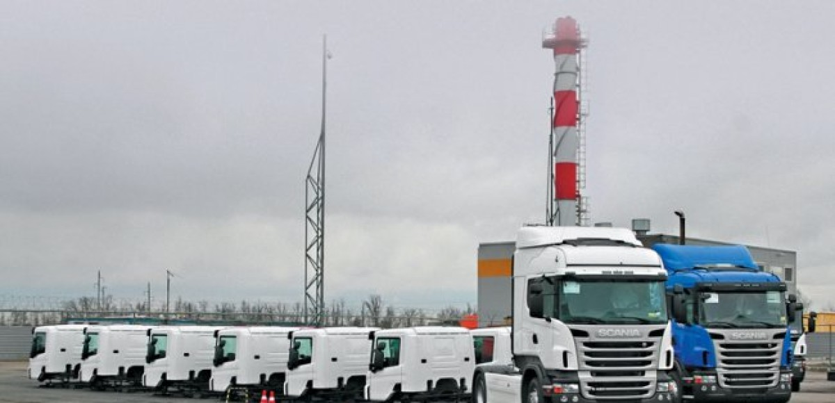 Ремонт грузового транспорта в специализированном автосервисе