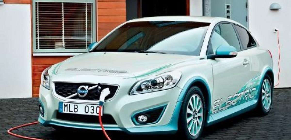 Volvo C30 Electric. €54 000*