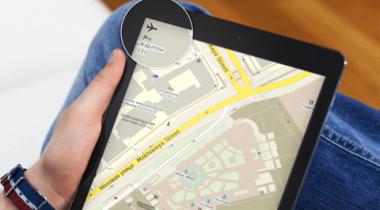 Мобильное приложение Maps.me стало бесплатным