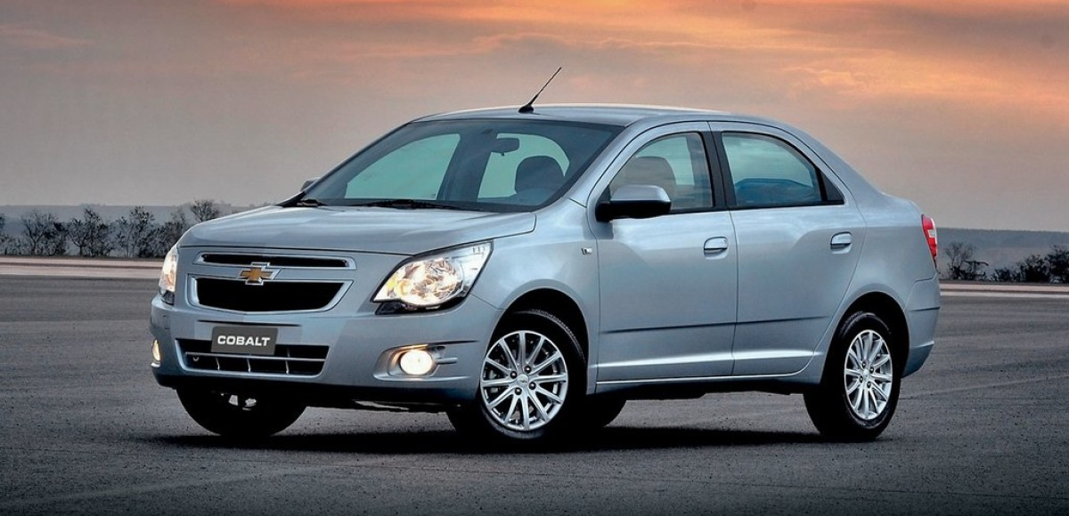 Chevrolet Cobalt. Нахимичили