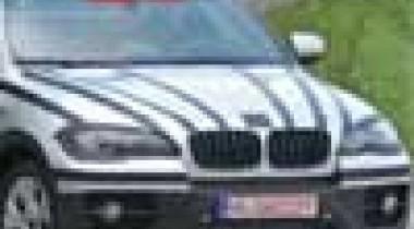 BMW X6. Шпионские фото