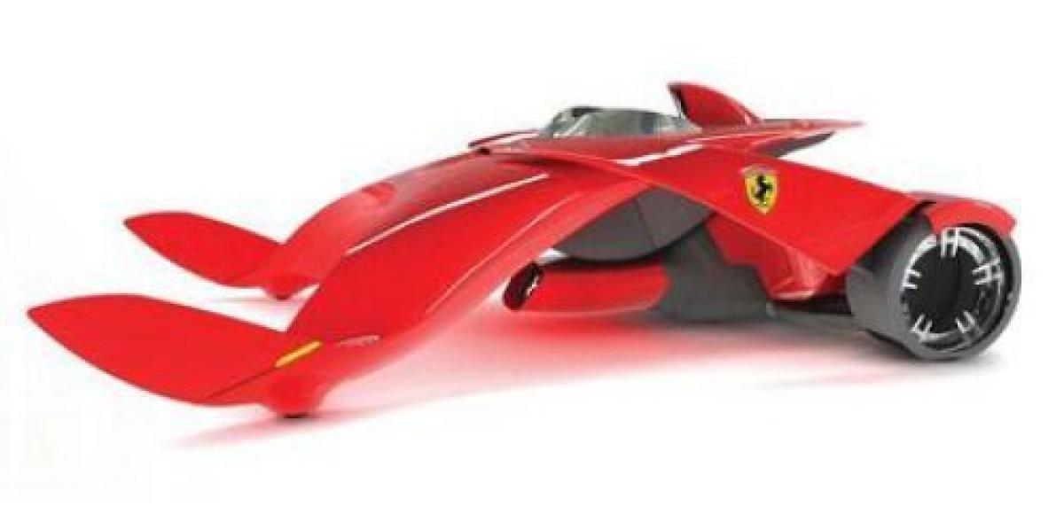 Ferrari показала, как должны выглядеть машины будущего