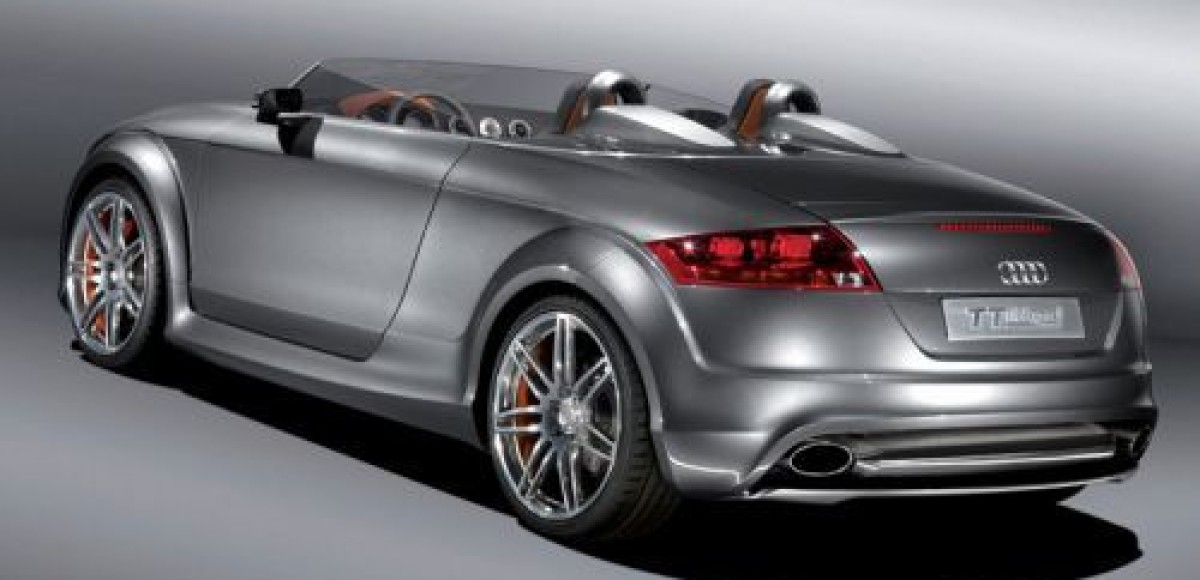 Audi TT Clubsport Quattro. Путь в серию