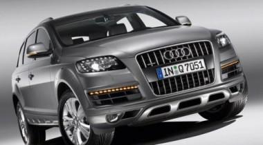 Летом на рынке появится обновленная Audi Q7