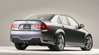 Acura TSX: обзор