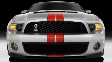 Ford Shelby GT500. Быстрее только самолетом
