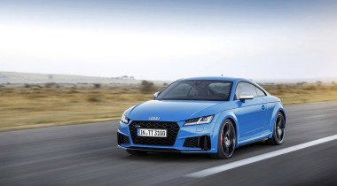 Audi заменит ТТ кроссовером