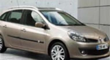 Renault Clio Estate. За месяц до премьеры