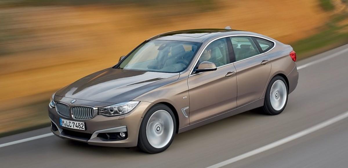 BMW 3-series Gran Turismo. Туристический сезон