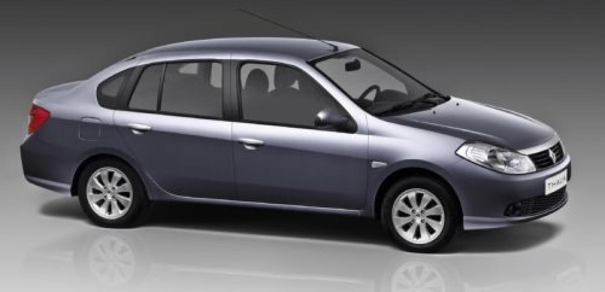 Обновленный Renault Symbol едет в Москву