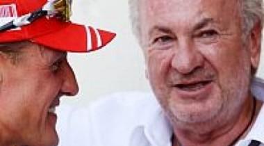 Вилли Вебер: «Ferrari остается частью жизни Михаэля»