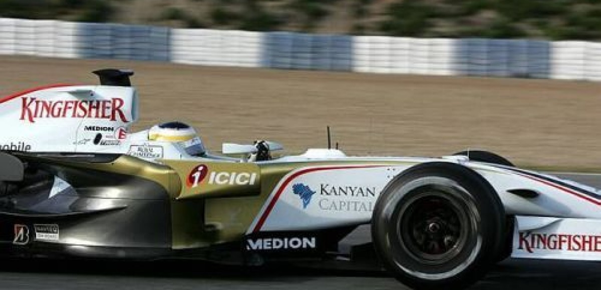 Force India хочет поменять моториста