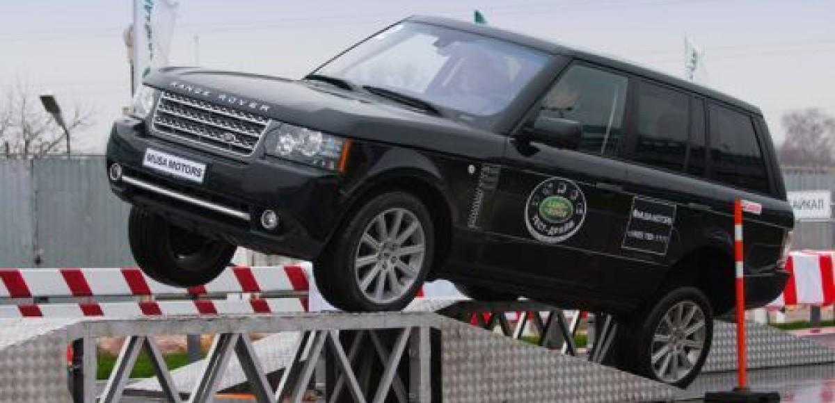 В Musa Motors состоялся Land Rover Day