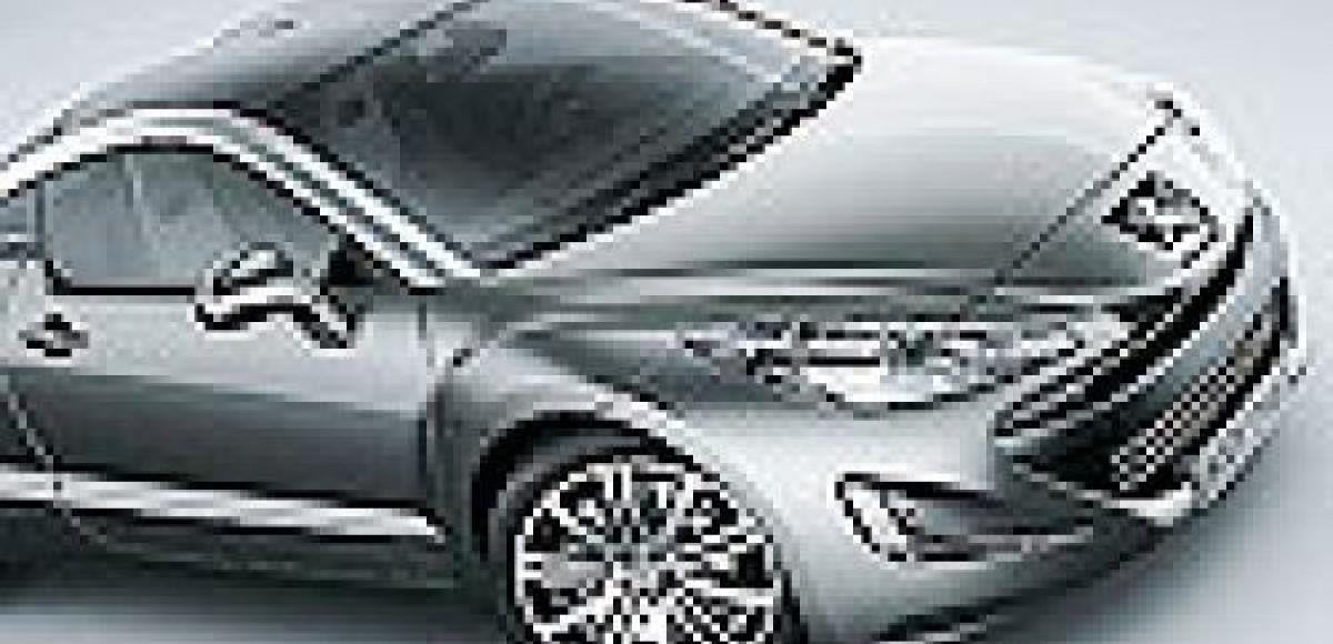 Peugeot 308 RC Z. Сочинение на тему