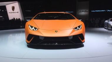 Рекордсмен от Lamborghini: с петли Нюрбургринга прямиком в Женеву