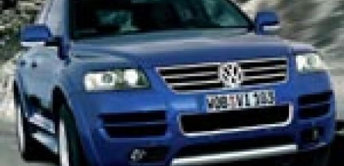 VW Touareg W12 Sport. Заложник обстоятельств