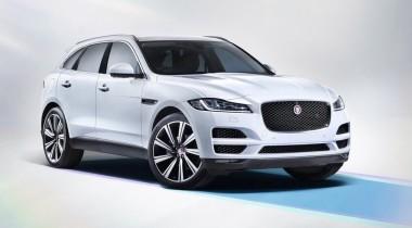 Jaguar F-Pace: объявлены цены для России