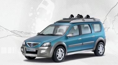 Сегодня Sandero, завтра новый SUV