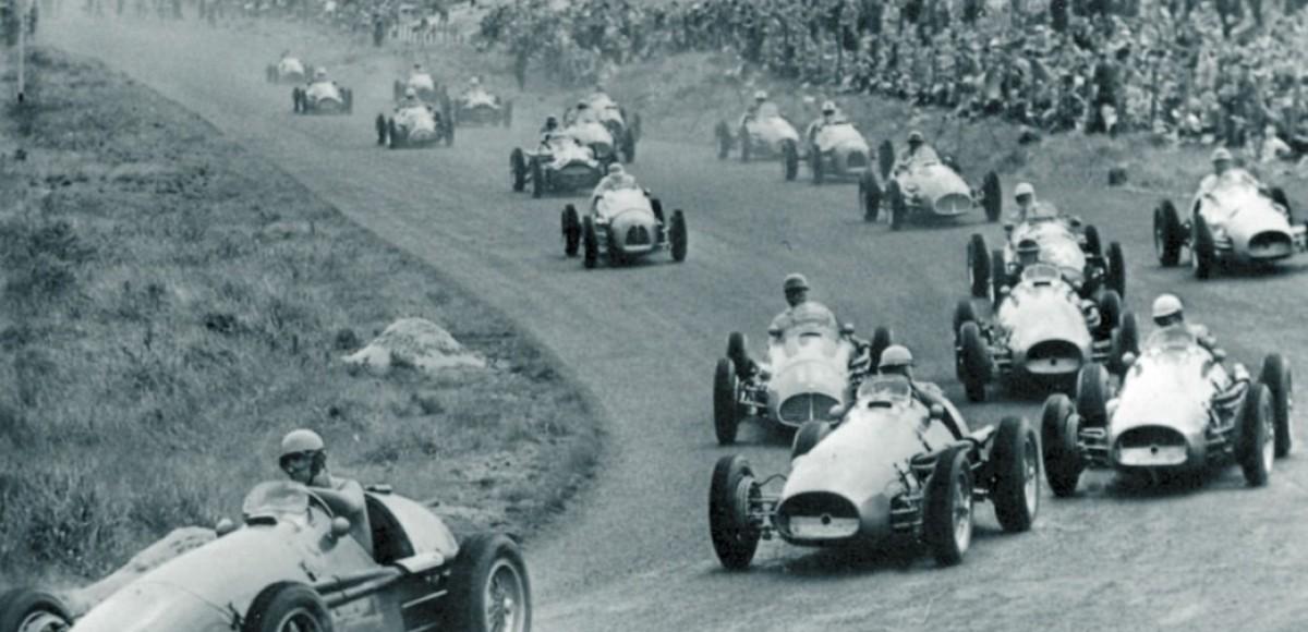1953  Формула-1: чемпионаты которых не было!