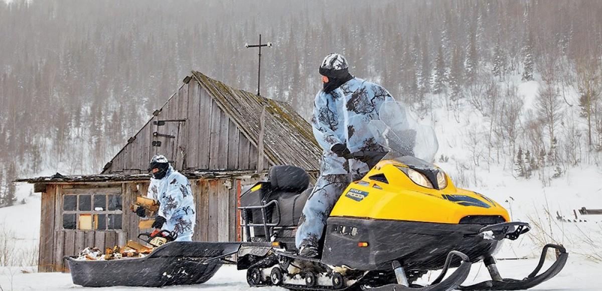 Тест-драйв снегохода Stels S800. «Росомаха» выпускает когти