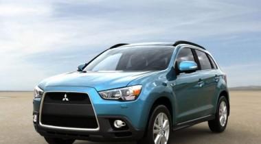 Mitsubishi объявляет российские цены на кроссовер ASX
