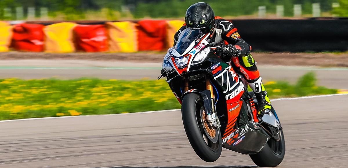 RSBK 2018 набирает обороты: 2 этап пройдет 12 июня на Moscow Raceway.