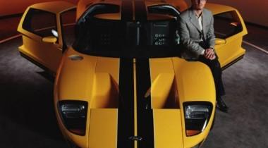 Знаменитый дизайнер суперкара GT покидает Ford Motor Company