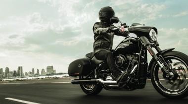Новый туринг Harley-Davidson