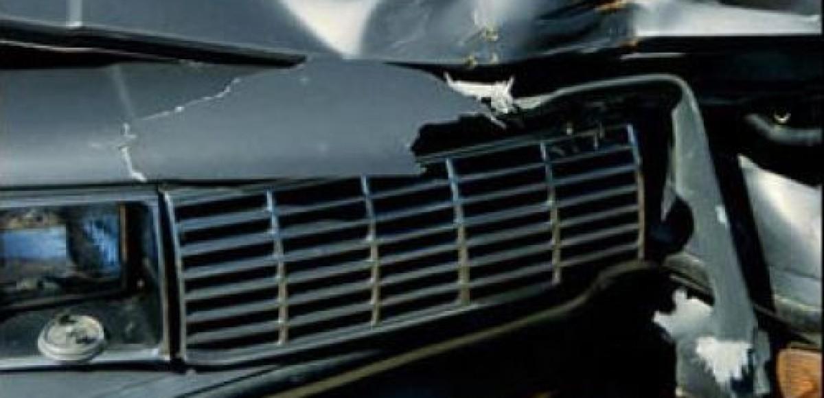 В Москве патрульный автомобиль ДПС столкнулся на «встречке» с машиной вневедомственной охраны ГУВД