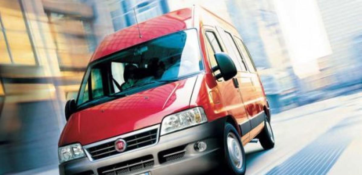 В России стартовало производство «маршрутки» на базе Fiat Ducato