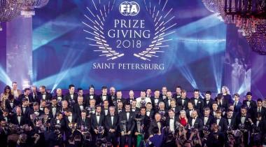 Болиды, женщины и чемпионы: как прошла ассамблея FIA в Петербурге